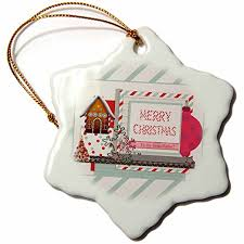 Goddaughter Ornament Buy Beverly Turner Christmas Design Candy Cane Merry Christmas