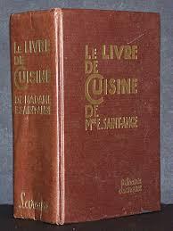 un livre de cuisine le livre de cuisine de mme e ange recettes et méthodes de