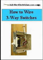 3 way switch diagrams for multiple lights