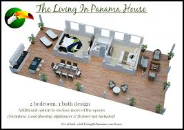 Floor Plan Of A House Design An Easy Way To Build A House In Panama Puerto Armuelles