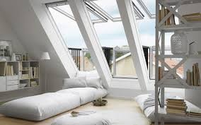 creative turn loft into bedroom with additional inspiration