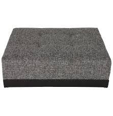 pouf pour canapé pouf design byouty pouf de canapé noir