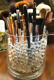 Round Cylinder Vases Round Cylinder Vases With Makeup Brushes Google Search Urban