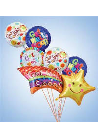 get well soon balloons delivery balloons delivery lemont il royal petal