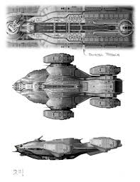 Starship Floor Plan Exclusive Dark Matter Concept Art Is Loaded With Glorious Spaceships