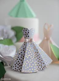 diy wedding decorations paper dress diy wedding decorations lia griffith