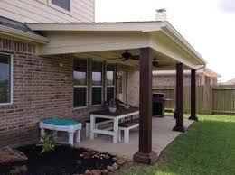 Backyard Patio Covers Houston Patio Cover Designs
