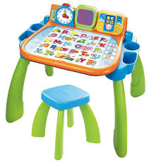 play desk for amazon com vtech touch and learn activity desk frustration free