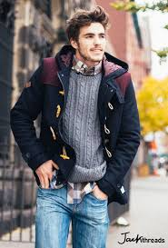 how to wear a duffle coat 67 looks men u0027s fashion