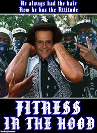 Richard Simmons Memes - fitness in the hood by richard simmons pictures freaking news