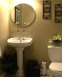 Double Sink Bathroom Vanity Decorating Ideas by Bathroom Small 1 2 Bathroom Decorating Ideas Modern Double Sink