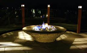 Fire Pit Logs by Fire Glass Fire Pit Styles Pixelmari Com