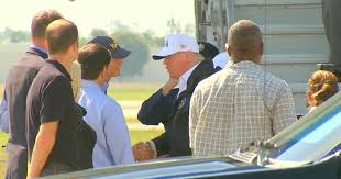 Where Does Donald Trump Live In Florida Live Trump In Naples Florida To Survey Hurricane Irma Damage