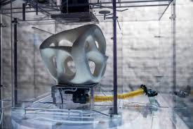 4d sessel special interzum how 4d printing changes the design stylepark