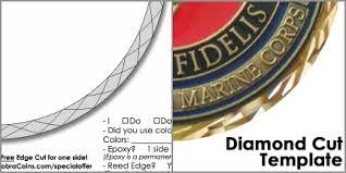 design your challege coins