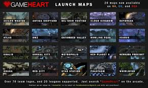 Launch Maps Gameheart Launch Maps And Info Rebrn Com
