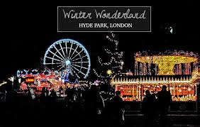 walkin in a winter hyde park travel and