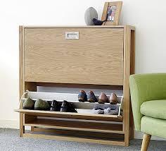 oak finish storage cabinet oak finish shoe storage cupboard shoes cabin pinterest shoe