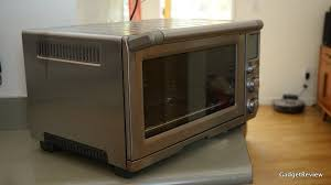 Screen Toaster Breville Bov845bss Smart Oven Pro Toaster Oven Review