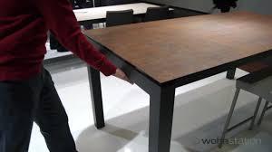 Esszimmertisch Zum Ausziehen Ausziehbarer Tisch Enix Von Mobliberica Mit Kratzfester Keramik