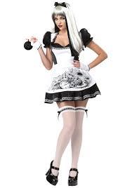 female mad hatter halloween costume dark alice costume