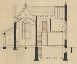 architectural plans burlington cemetery gatehouse architectural plans digital