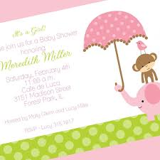 Babyshower Invitation Card Top 17 Baby Shower Gift Registry Invitation Wording 2017