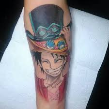 45 best anime monkey tattoo images on pinterest cool tattoos