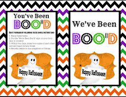 you u0027ve been boo u0027d printable the who ate everything