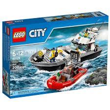 lego kitchen island lego city police police patrol boat 60129 walmart com