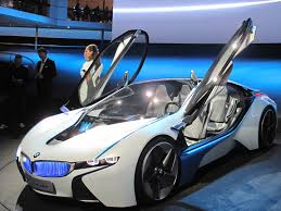 Bmw I8 Mission Impossible - file bmw vision efficientdynamics jpg wikimedia commons
