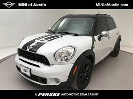 2012 used mini cooper countryman cooper countrym 4dr fwd s at mini