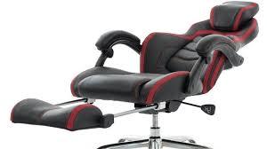 Recliner Gaming Chair With Speakers Best Quality Leather Racing Style Recliner Gaming Chair Review Viva
