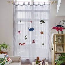 curtains window dragon fly