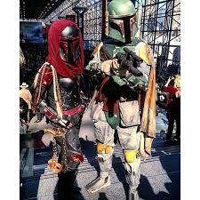 Boba Fett Halloween Costume Star Wars Couple Costumes Popsugar Tech