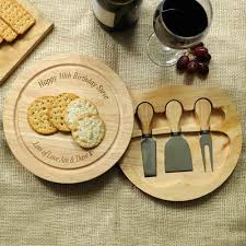 personalized cheese board personalised cheese board set i just it
