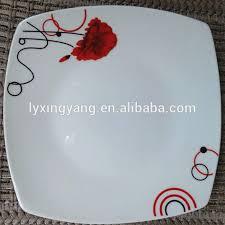 square dinner plates make your own dinner plates white square