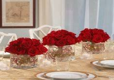 Red Roses Centerpieces Good Red Table Decorations Amazing Table Decorations Home