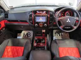 mitsubishi shogun interior used 2017 mitsubishi shogun 3 2 lwb sg4 mb motor sport limited