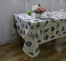 wedding table covers hot selling household cloth cotton and linen tablecloth contracted