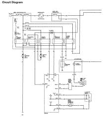 honda ac wiring diagrams honda wiring diagrams instruction