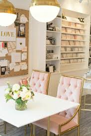 Pink Office Furniture by Sugar Paper U0027s New Look Sugaring Girly And Country