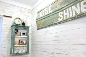 Rustic Bathroom Decor Ideas - just some photos of our new rustic bathroom
