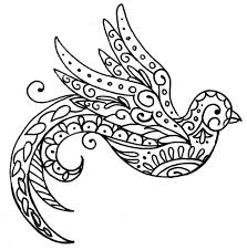 best 25 paisley bird tattoos ideas on pinterest black and blue