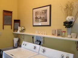 How To Decorate Laundry Room 12 Laundry Room Decorating Ideas How To Decorate