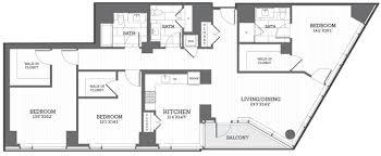 penthouse apartments 30 dalton boston ma 02115