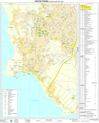 Map Of Cyprus Paphos Map Map Cyprus Net
