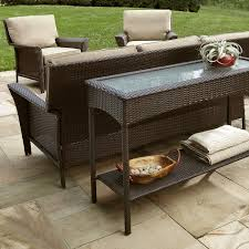 metal outdoor console table patio sofa sale hallway console table