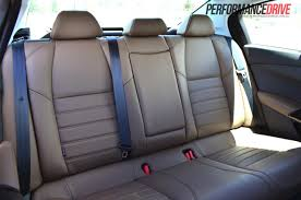 peugeot 508 2012 2012 peugeot 508 gt rear seats