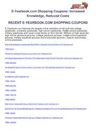 classmates college yearbooks e yearbook shopping coupons by ben issuu
